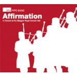 Affirmation by Simon Fraser University Pipe Band CD