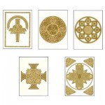 Note Cards - Celtic, Assorted