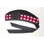 Glengarry, Economy, diced, red/black/white