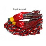 Silk Pipe Cords, Multi Colour
