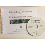 Snare Drum Rudiments & Pipe Band Drum Scores