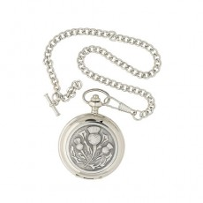 Pocket Watch, Thistle, Mechanical