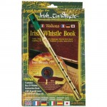 Irish Tin Whistle Book and CD