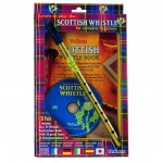 Scottish Tin Whistle Book and CD